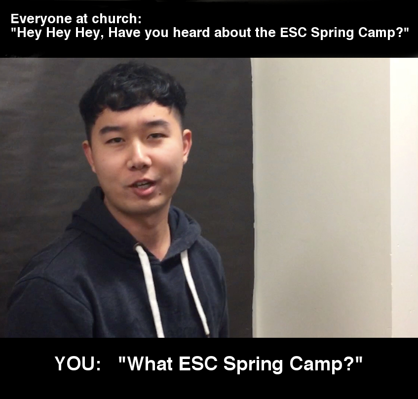 spring camp video